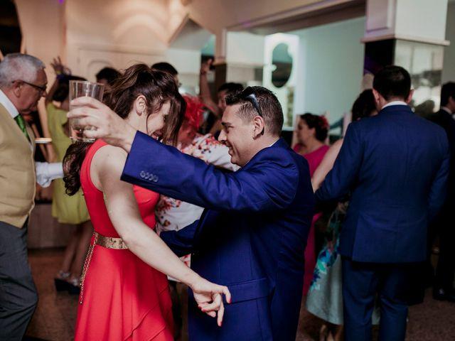 La boda de Ángel y Elena en Granada, Granada 64