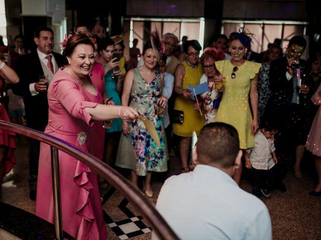 La boda de Ángel y Elena en Granada, Granada 68