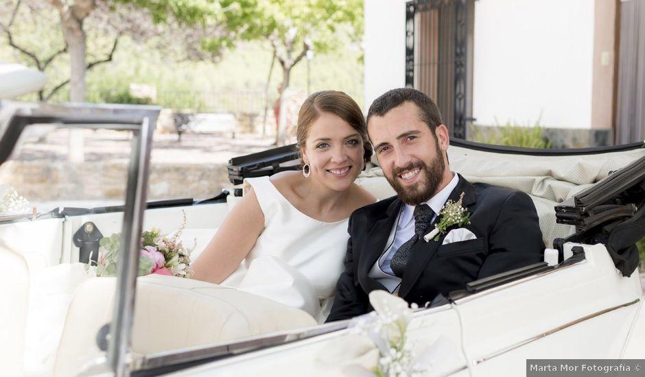 La boda de Jose y Marta en Onda, Castellón