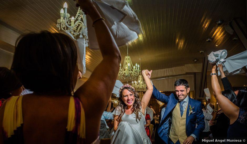 La boda de Javier y Sonia en Barbastro, Huesca
