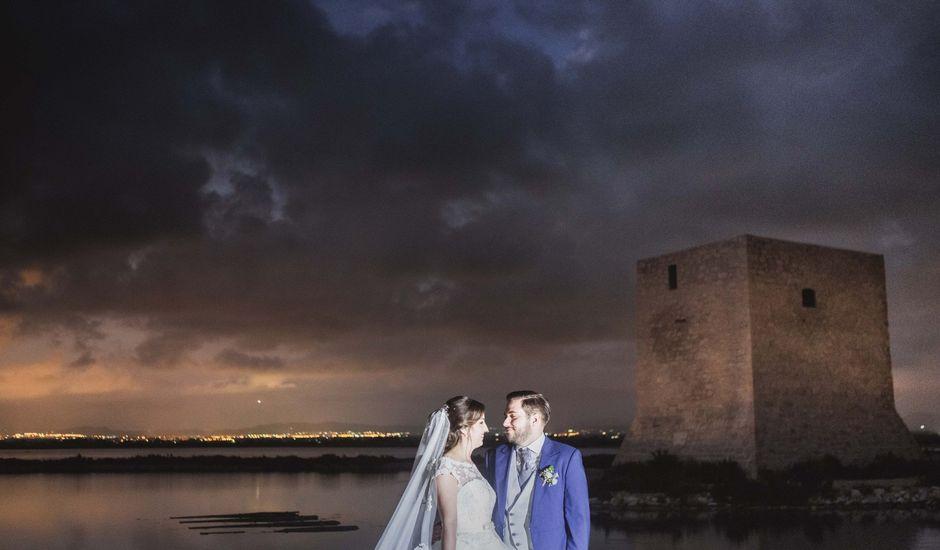 La boda de Joaquín y Esther en Santa Pola, Alicante