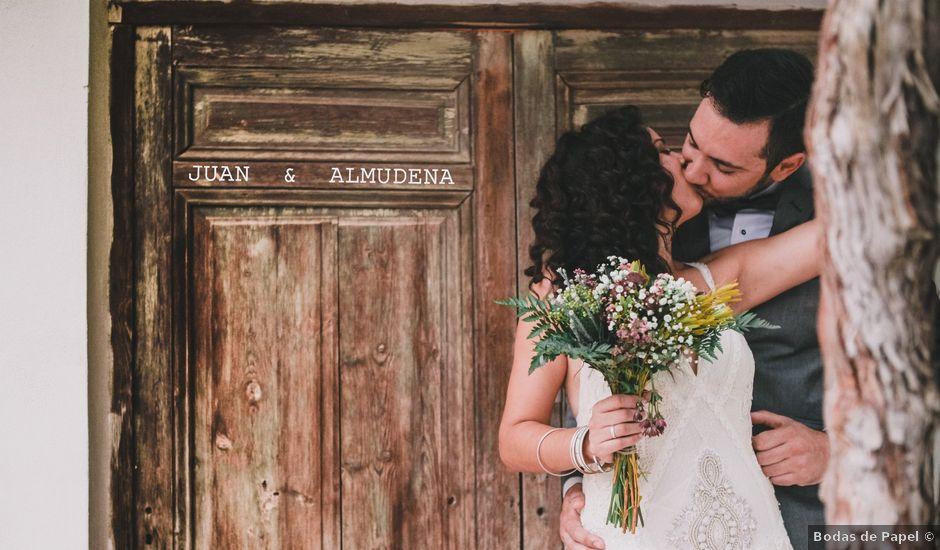 La boda de Juan y Almudena en Cieza, Murcia
