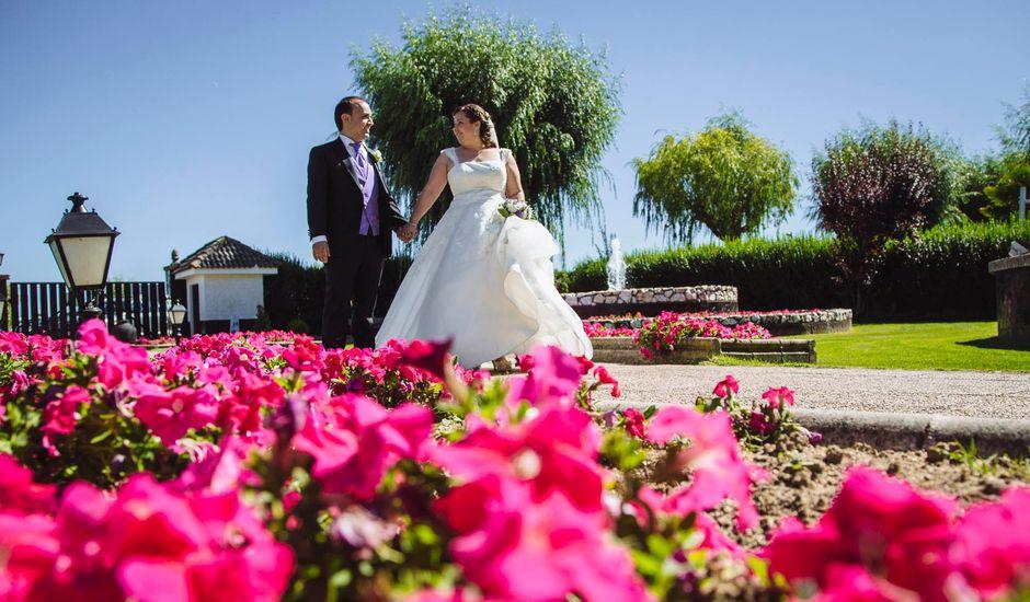 La boda de Roberto y Amparo  en Ciudad Rodrigo, Salamanca