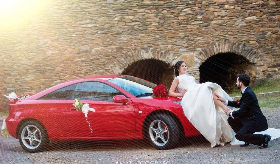 La boda de David y Tamara en Granada, Granada