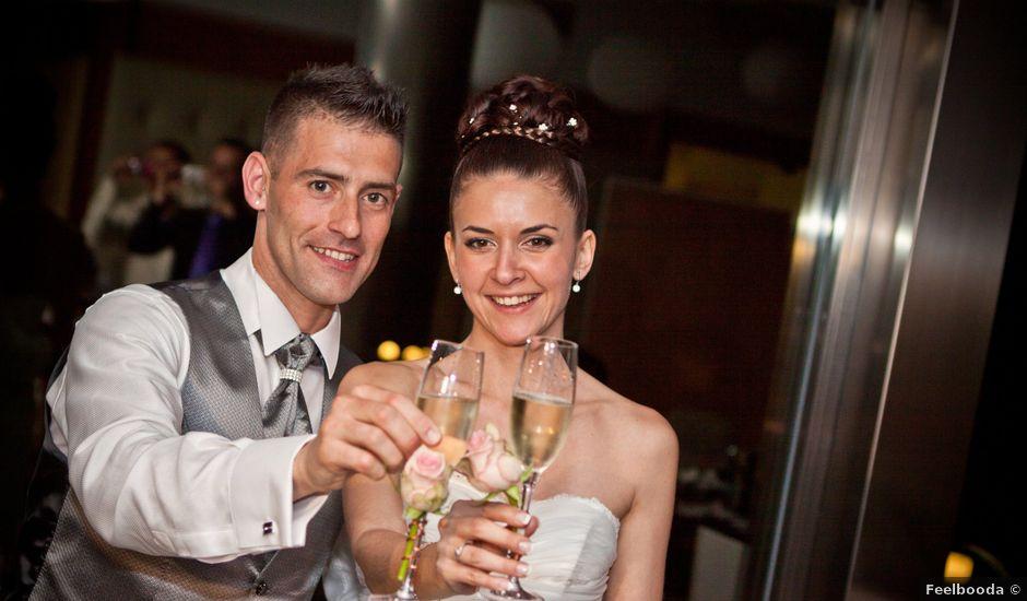 La boda de Ruben y Sandra en Masquefa, Barcelona