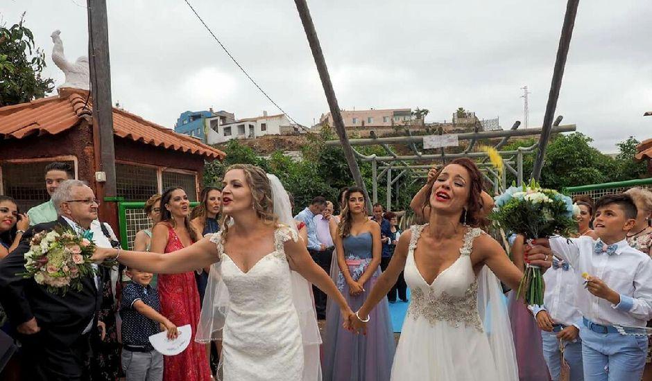 La boda de Natalia y Omayra en Arucas, Las Palmas