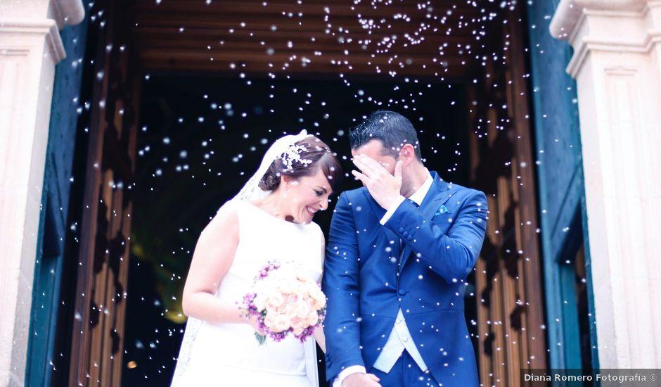 La boda de Javier y Julia en Molina De Segura, Murcia