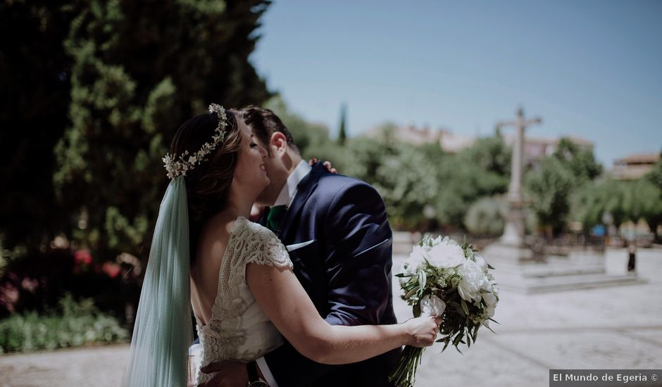 La boda de Ángel y Elena en Granada, Granada
