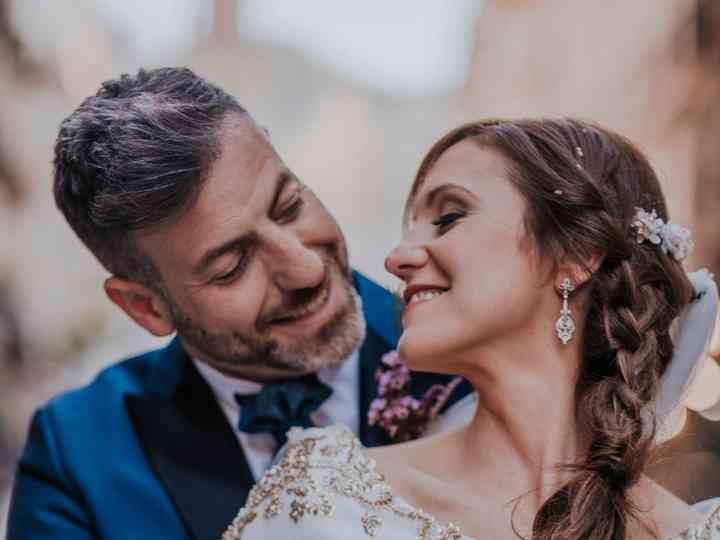 La boda de Carmen y David