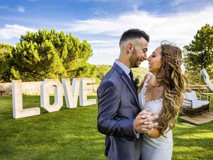 La boda de Ruth y Alejandro
