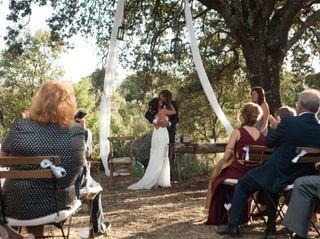 La boda de Cris y Manu
