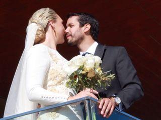 La boda de Paula y Javier 1