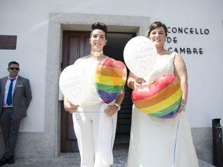 La boda de Loreto  y Tati  3