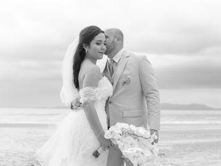 La boda de Sophie y Antonio