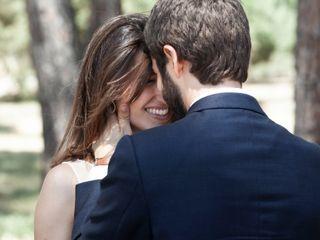 La boda de Alberto y Ana