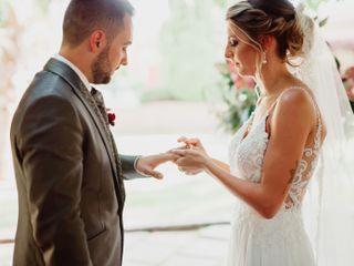 La boda de David y Laura