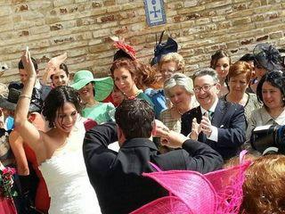 La boda de Tania y Manuel