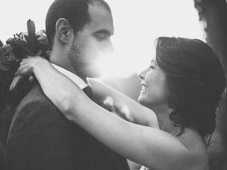 La boda de Krystina y Alberto