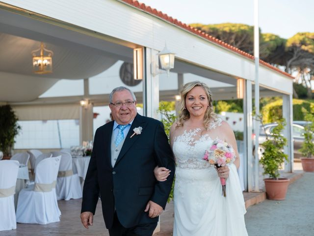 La boda de Daniel y Belen en Valdelagrana, Cádiz 8