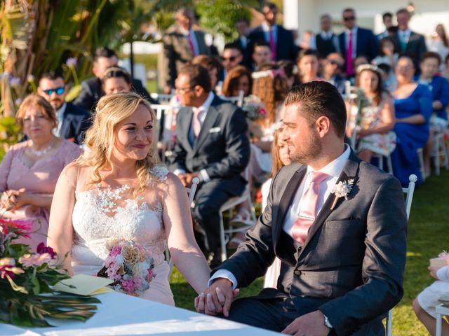 La boda de Daniel y Belen en Valdelagrana, Cádiz 10
