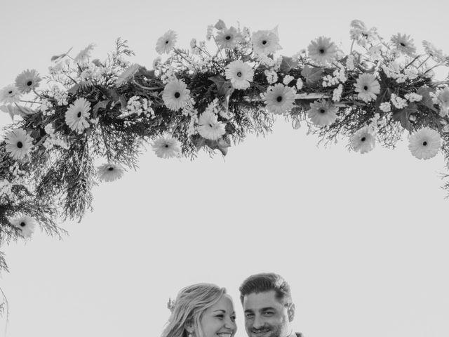 La boda de Daniel y Belen en Valdelagrana, Cádiz 15