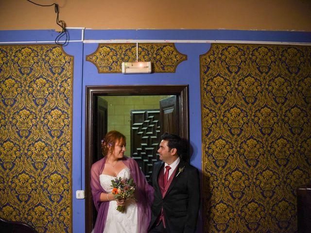 La boda de Elena y Jacob