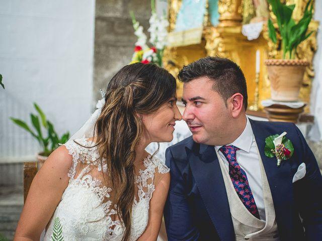 La boda de Paloma y Emilio en El Tiemblo, Ávila 26