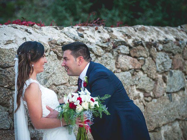 La boda de Paloma y Emilio en El Tiemblo, Ávila 34