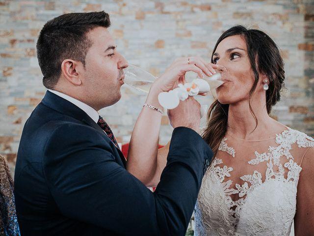 La boda de Paloma y Emilio en El Tiemblo, Ávila 36