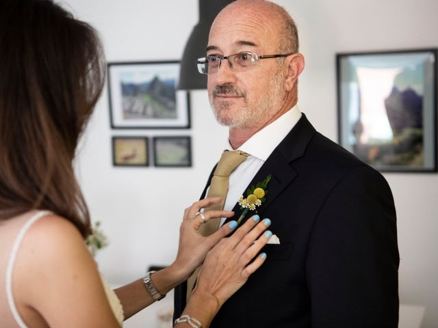 La boda de Ana y Alberto en Madrid, Madrid 14