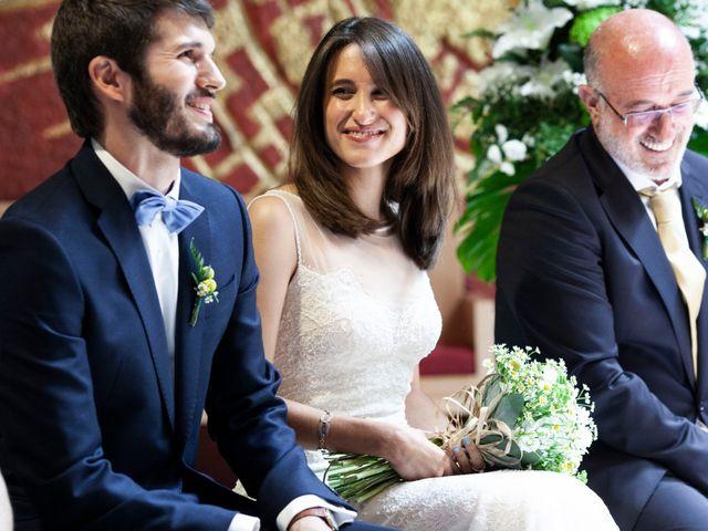 La boda de Ana y Alberto en Madrid, Madrid 34