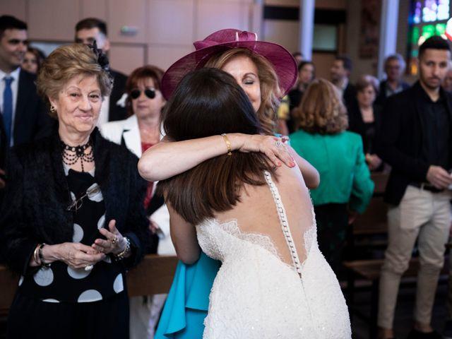 La boda de Ana y Alberto en Madrid, Madrid 44