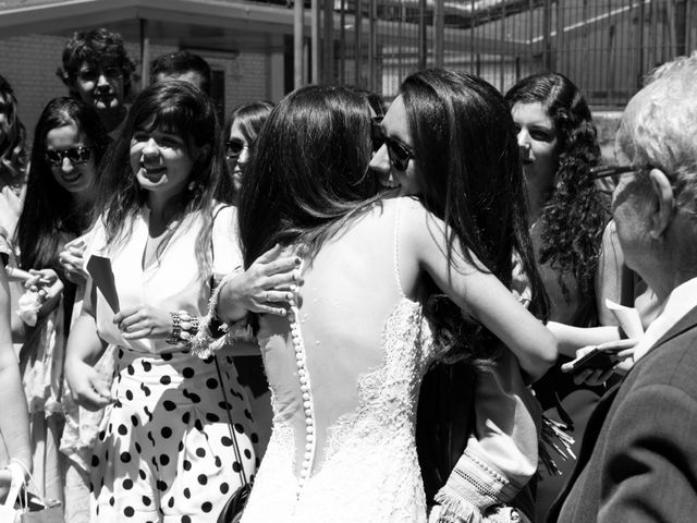 La boda de Ana y Alberto en Madrid, Madrid 48