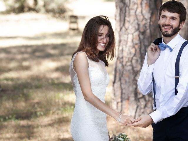 La boda de Ana y Alberto en Madrid, Madrid 54
