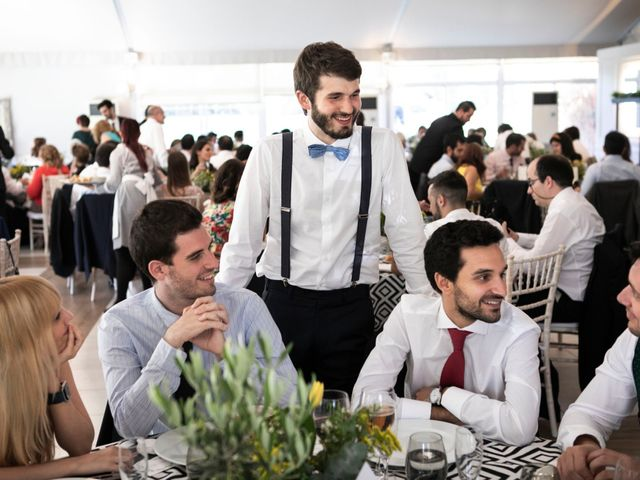 La boda de Ana y Alberto en Madrid, Madrid 71