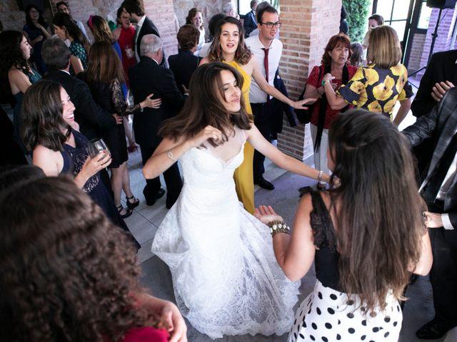 La boda de Ana y Alberto en Madrid, Madrid 83