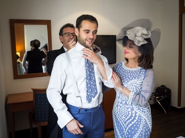 La boda de Nacho y Ana en Granada, Granada 7