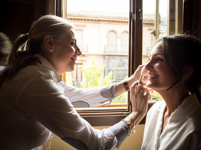 La boda de Nacho y Ana en Granada, Granada 9