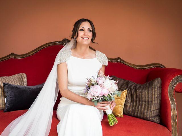 La boda de Nacho y Ana en Granada, Granada 26