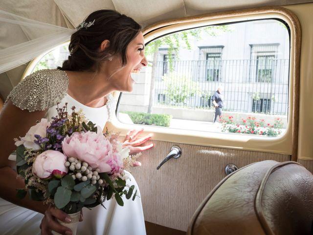 La boda de Nacho y Ana en Granada, Granada 32