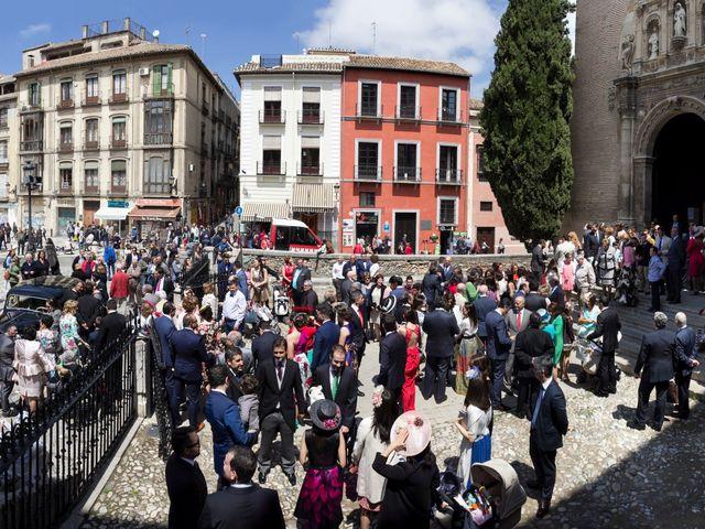 La boda de Nacho y Ana en Granada, Granada 33