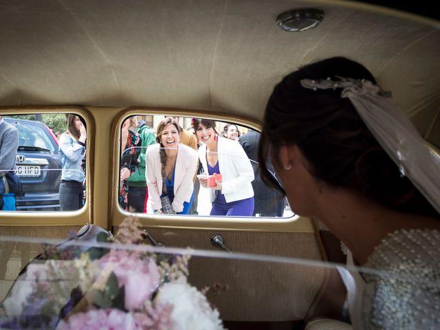 La boda de Nacho y Ana en Granada, Granada 35