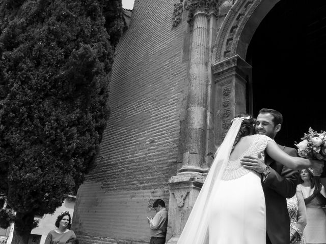 La boda de Nacho y Ana en Granada, Granada 36