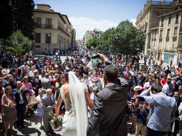 La boda de Nacho y Ana en Granada, Granada 41