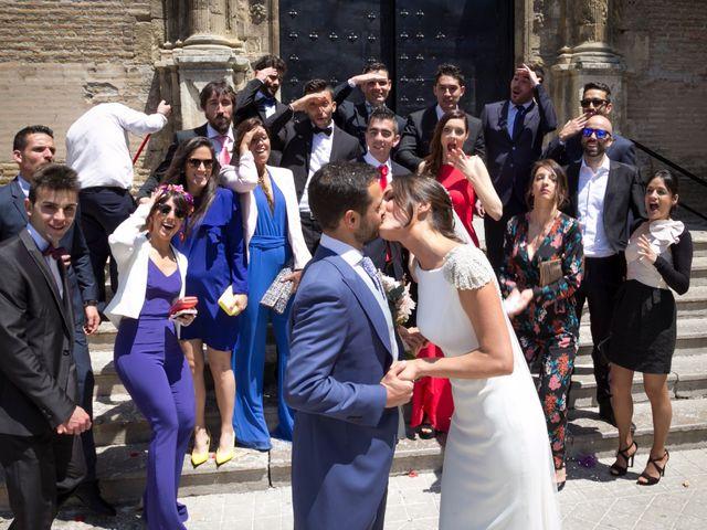 La boda de Nacho y Ana en Granada, Granada 42