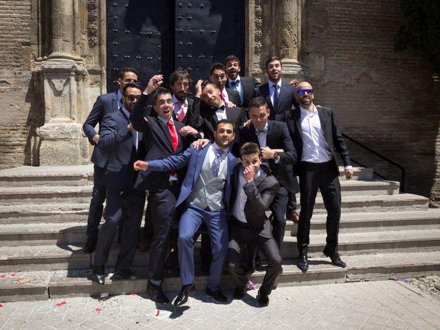 La boda de Nacho y Ana en Granada, Granada 43