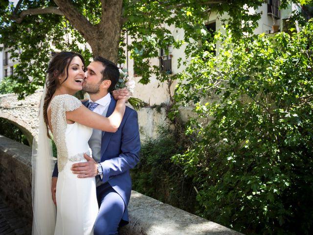 La boda de Nacho y Ana en Granada, Granada 44