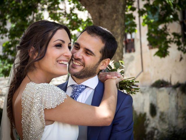 La boda de Nacho y Ana en Granada, Granada 45