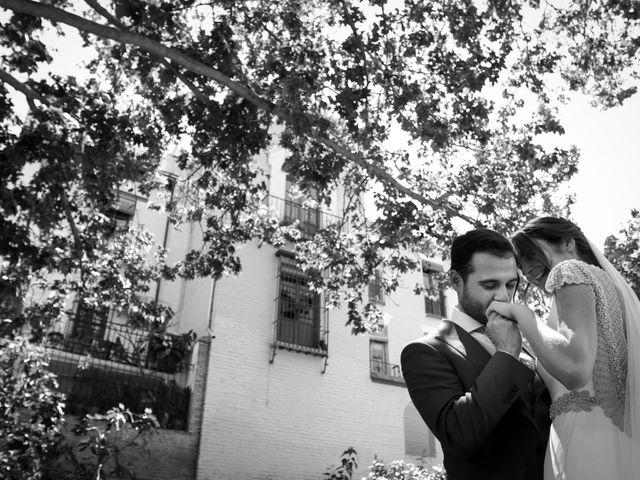 La boda de Nacho y Ana en Granada, Granada 46