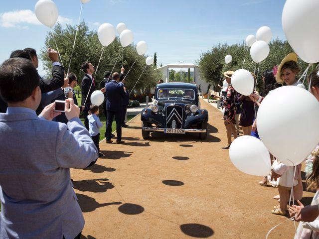 La boda de Nacho y Ana en Granada, Granada 48